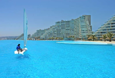 In Pictures The Biggest Swimming Pool On Earth The Thinking Blog Knowledge Grows When Shared