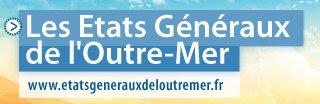 Logo des Etats Généraux de l'Outre-Mer
