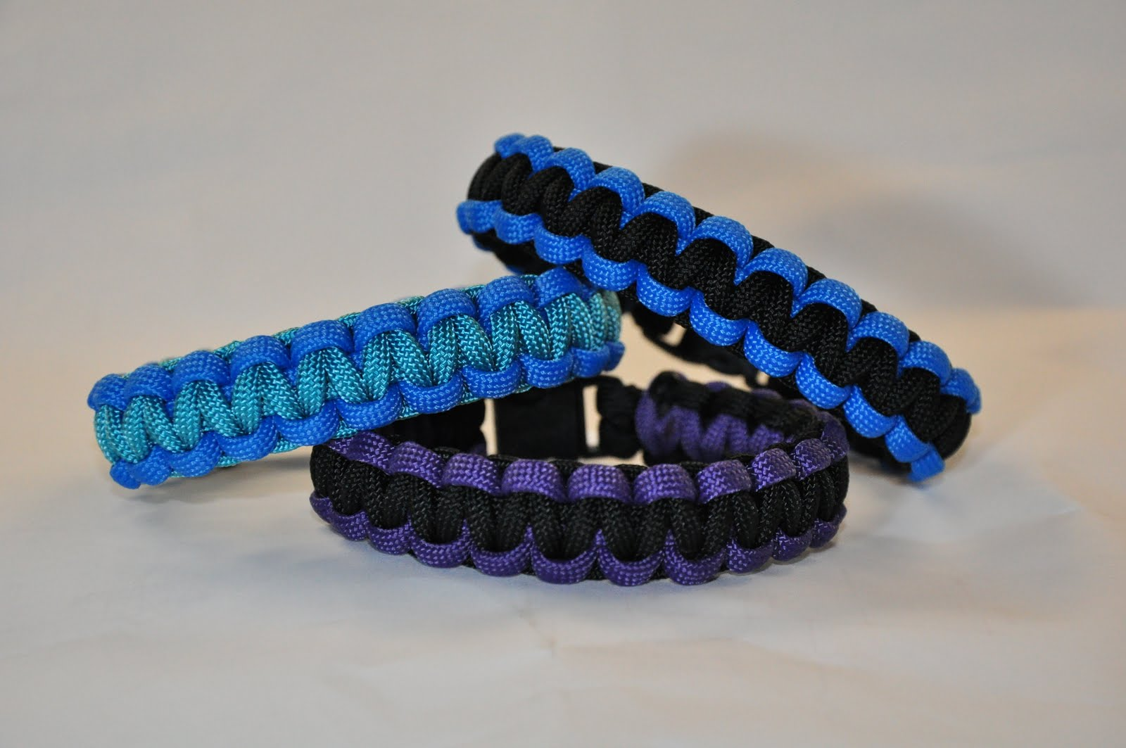 paracord designs survival bracelets new colors