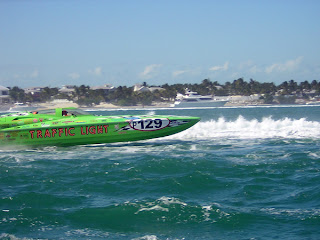 Powerboat racing photo picture