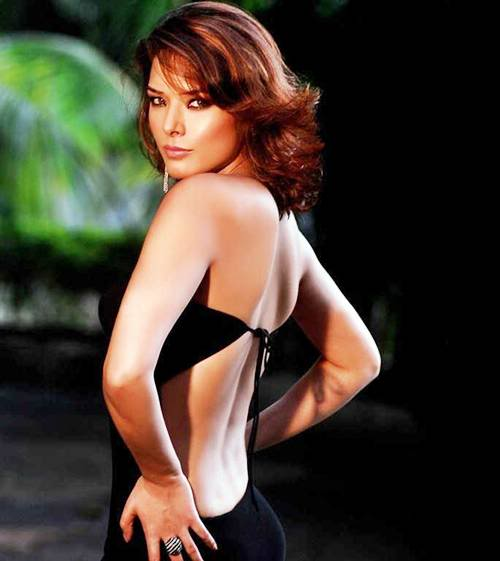 Bollywood Celebrities Backless Navel Queens