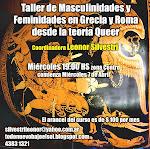 Taller de Masculinidades y Feminidades en Grecia y Roma