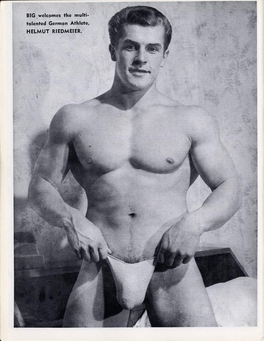 Vintage Naked Men 71