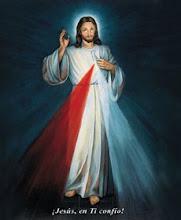 Icono de la Divina MIsericordia