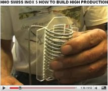 HHO SWISS INOX 5 HOW TO BUILD HIGH PRODUCTION SPIRALS
