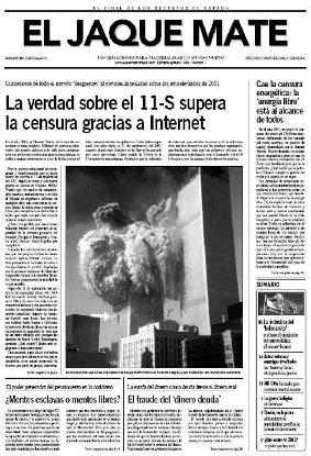 EL JAQUE MATE.Ciudadanos de todo el mundo 'despiertan' al conocer la realidad sobre los autoatentad