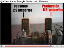 @ Como Hacer Energia Gratis con 2 Motores