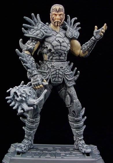 Stronox Custom Figures: Star Wars Darth Krayt