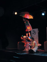Viajeras en busca del circo