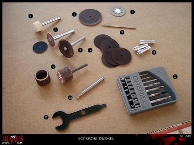 Domus project strumenti accessori dremel - Taglio piastrelle dremel ...