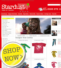 Online store www.stardustkids.co.uk
