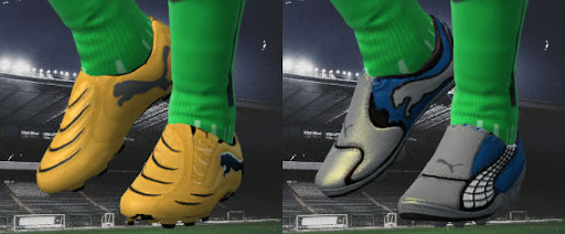 Pes 2010 - 2 Puma Boots Preview
