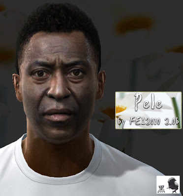Pes 2010 - Pele Face Preview