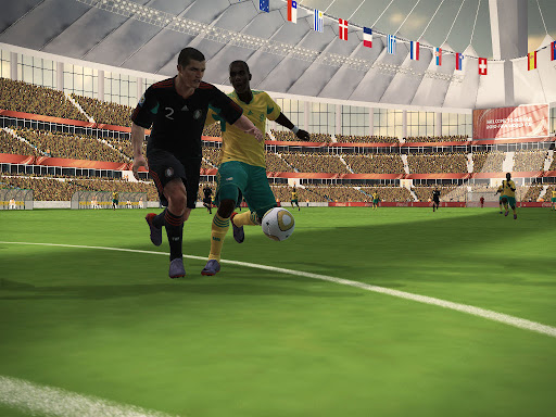 Pes 2010 World Cup Patch (1,01 Fix) Screen2