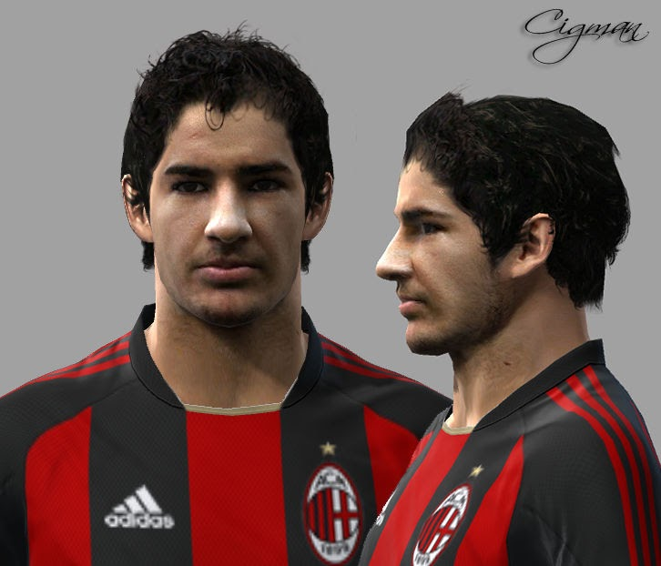 Pes Master Posts: Pato Face By Cigman