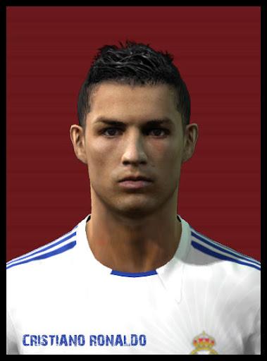 Christiano Ronaldo Pes 2012 04