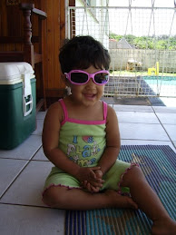 Rachel with Sunglasses