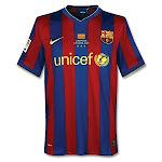 Barcelona FC fans