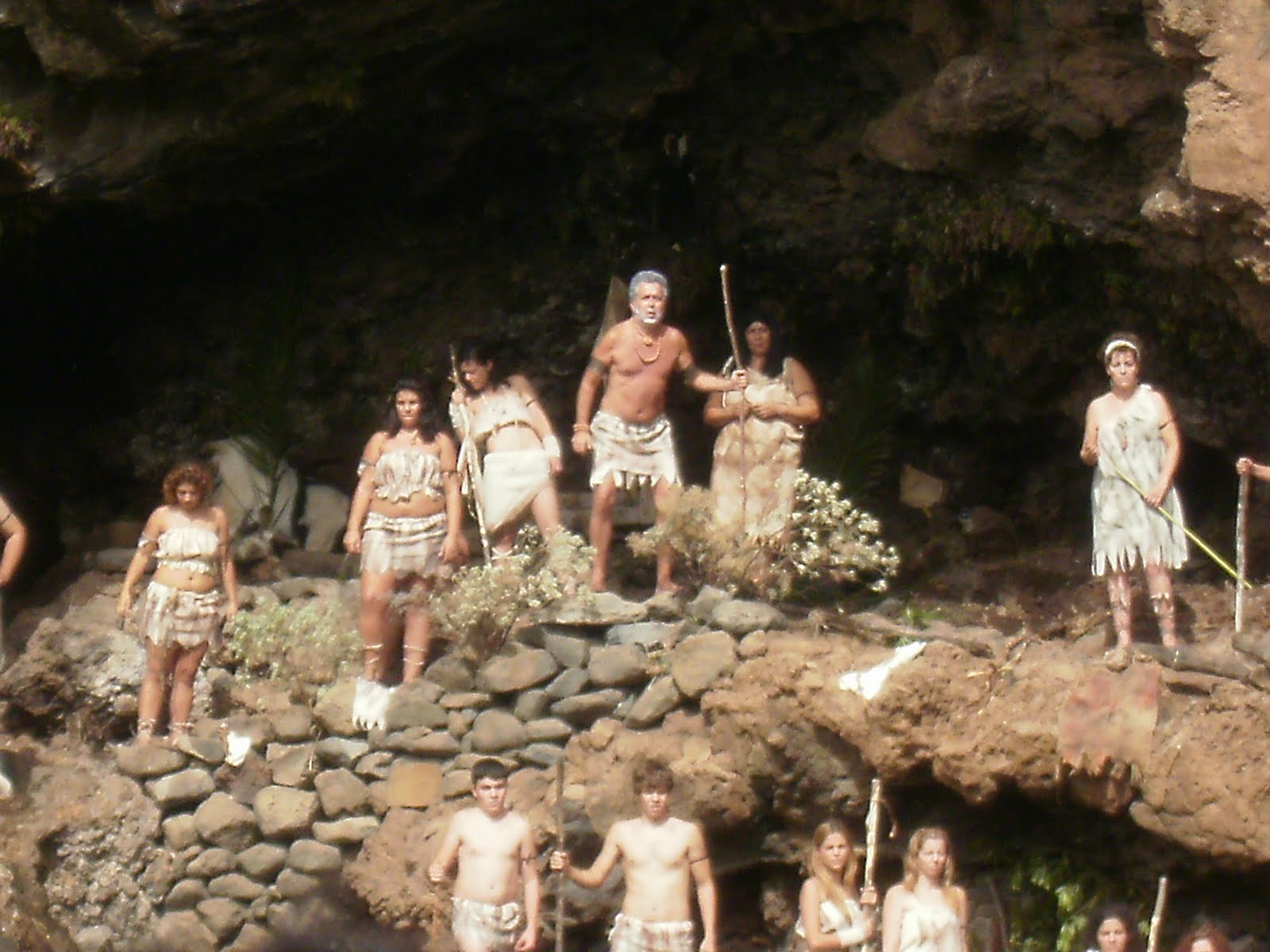 Fiestas l strales 2010 onom stica a la patrona de isla - Casas rurales la morenita ...