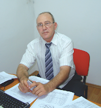 Presedintele Ion Drãghia al  Filialei Slatina A LDICAR –EUROPA