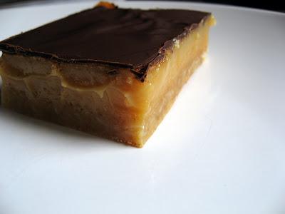 Baked: Chocolate Caramel Slice