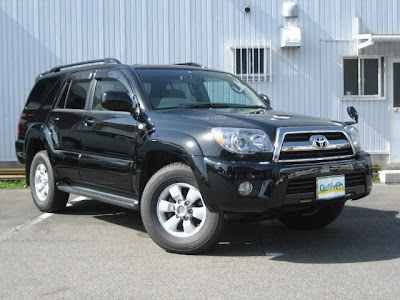 The Toyota Hilux Surf is an off-road vehicle manufactured by Toyota,