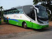 44 Seaters Tourist Coach For Rental