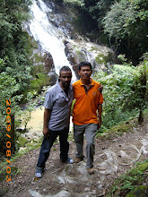 Cameron Highland Waterfall