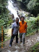 Cameron Highland Waterfall