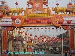 JONKER WALK - CHINA TOWN