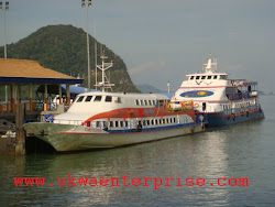 PERKHIDMATAN FERI (Ferry Service) KUALA PERLIS/KUAH/KUALA PERLIS