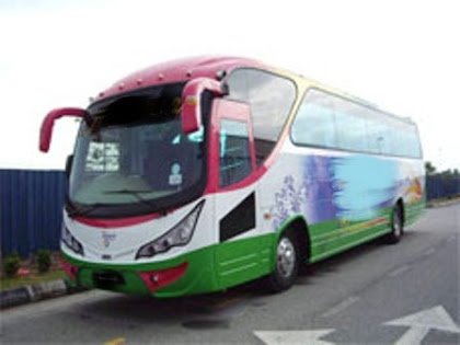TOURIST COACH FOR CHARTERED