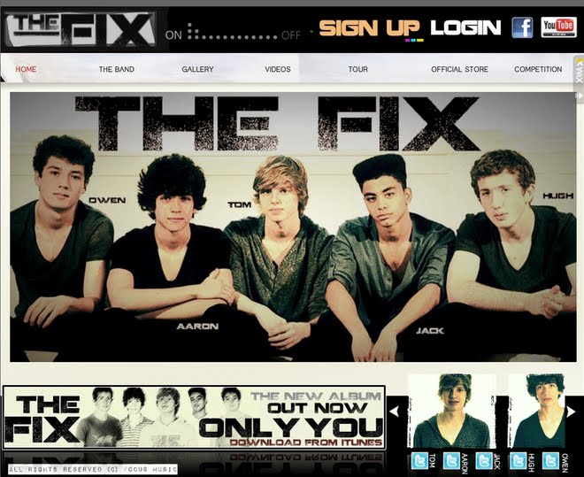 The Fix Official Site