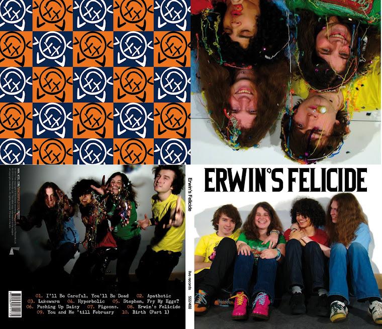Erwins Felicide Album Cover