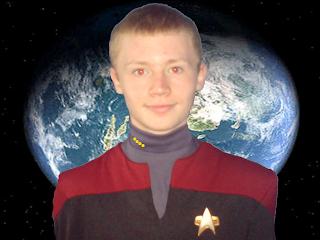 Star Trek Oblivion is about