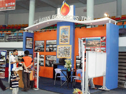 Stan Pameran PT Bayan Resources