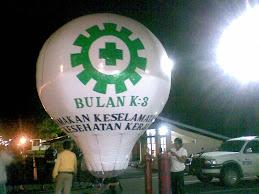 Balon Udara K3 Balikpapan