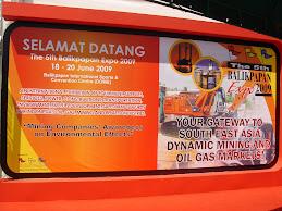 Panggung Balikpapan Expo 2009