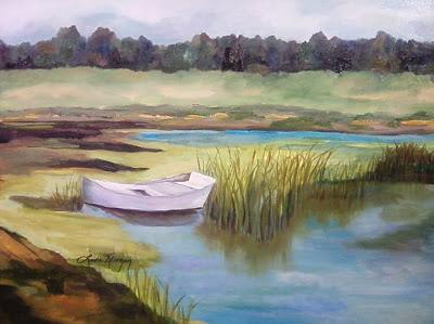 Serenity by Linda Kleeman