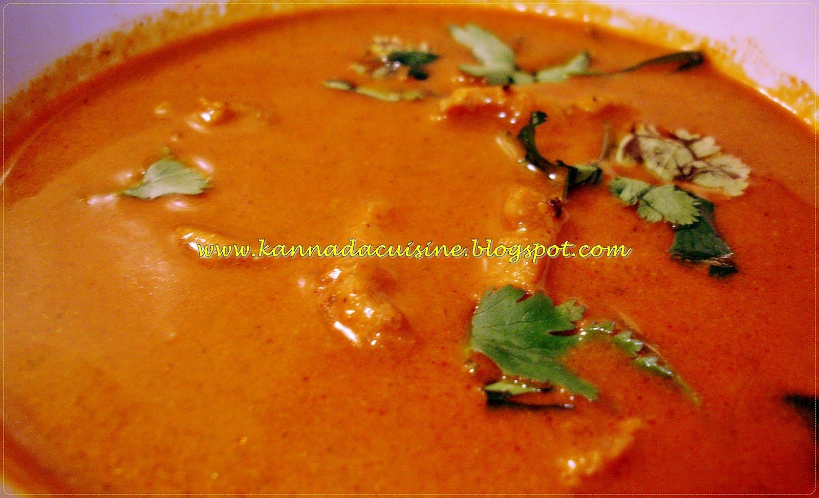 Kannada cuisine koli saaru chicken curry forumfinder Gallery