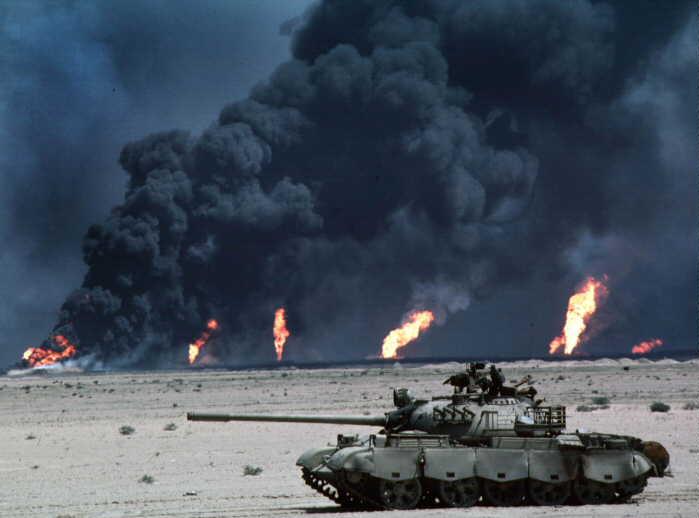 Diplomatas foram enganados por modos cordiais de Saddam na Guerra do Golfo