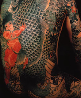 japanese tattoos hoki symbol