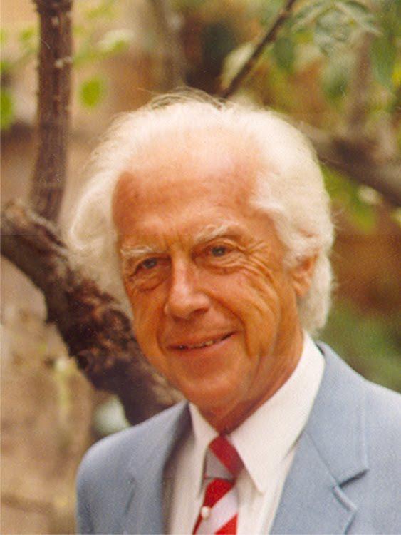 Professor Gerhard Ringel
