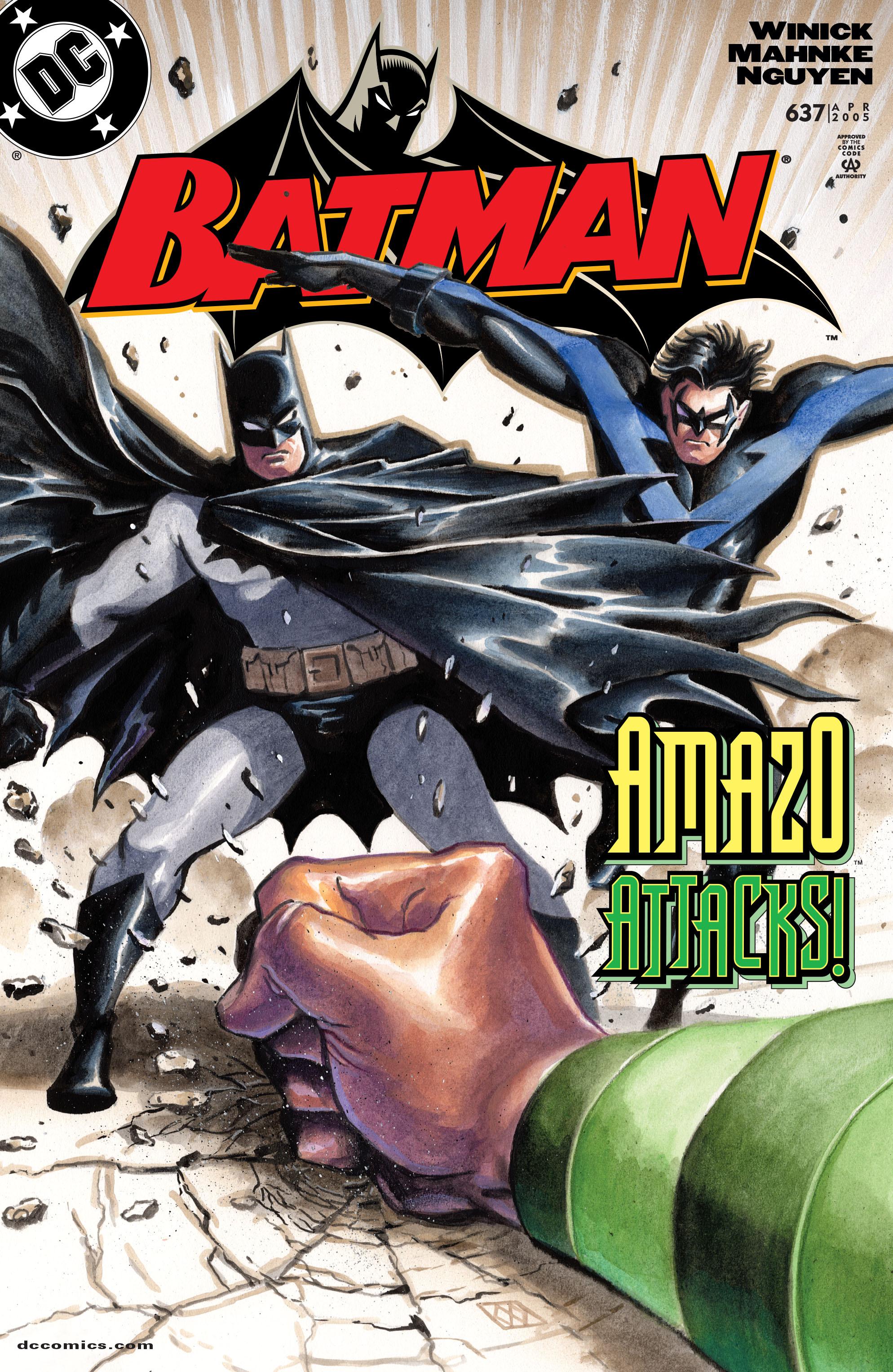 Batman (1940) 637 Page 1