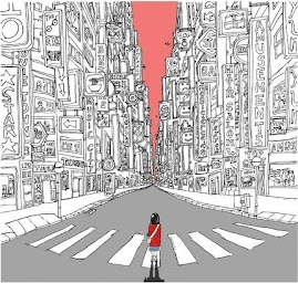 Lonely Metropolis - Print