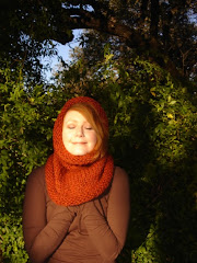Cozy Cowl in Spice