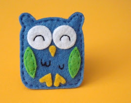 Nick Owl Magnet