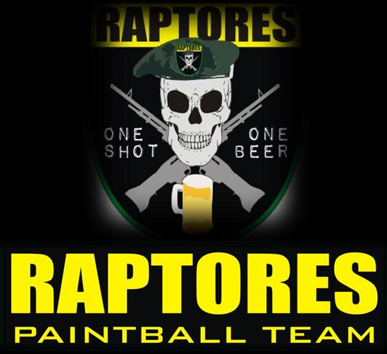 RAPTORES - PAINTBALL TEAM
