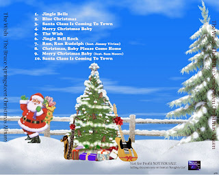 uno dei bootleg di springsteen pi adatti a questo periodo ecco i dettagli del cd the wish the bruce sringsteen christmas album - Bruce Springsteen Christmas Album