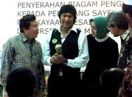 Alhamdulillah Ikang Fawzi Telah 85% Mendatangi Wilayah Lampung Selatan 2010 Ini